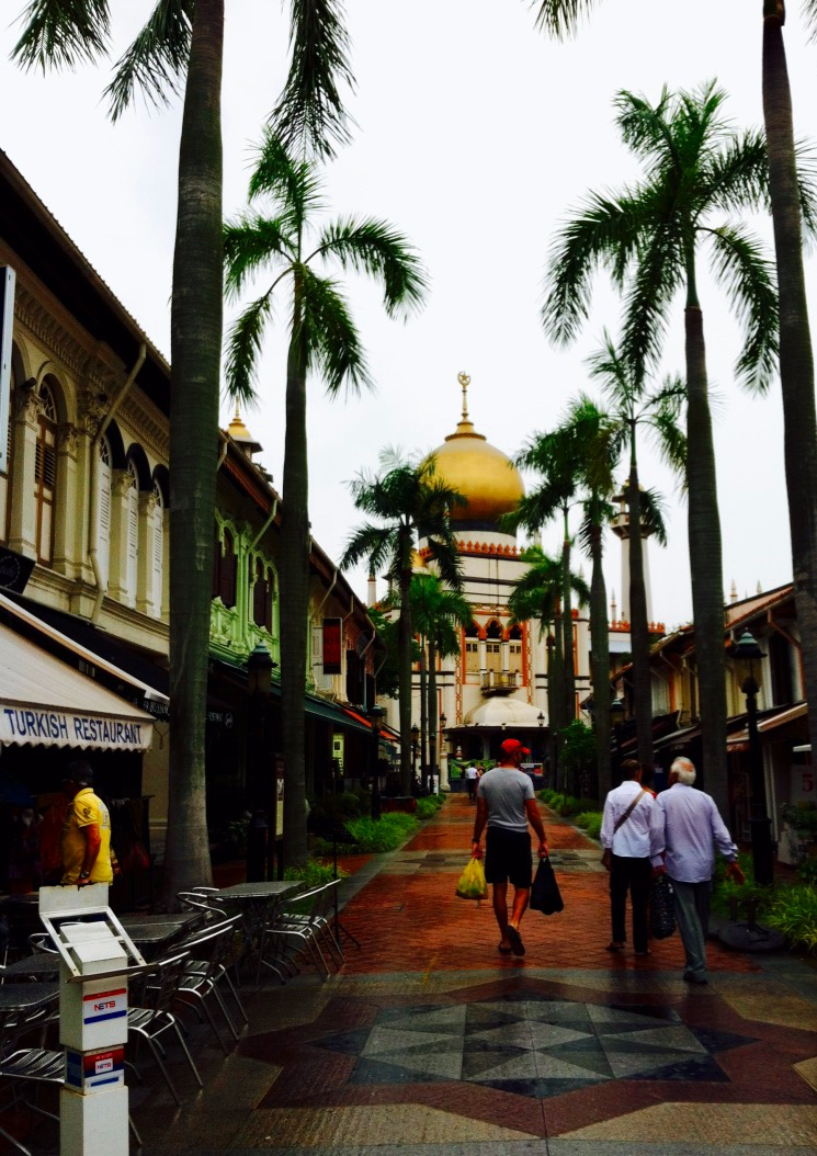 Sultan Mosque Arab Quarter Singapore
