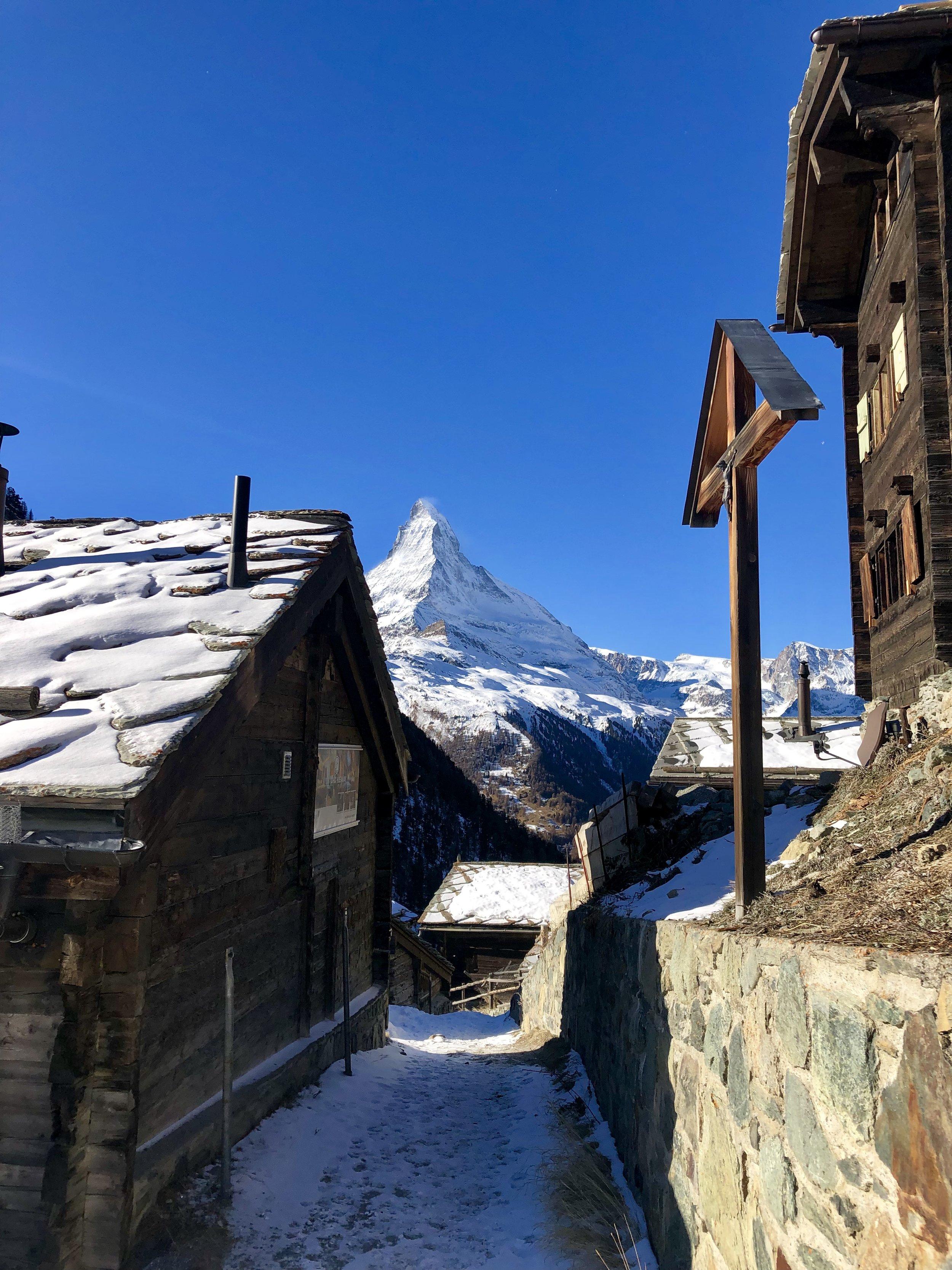 Town of Zermatt