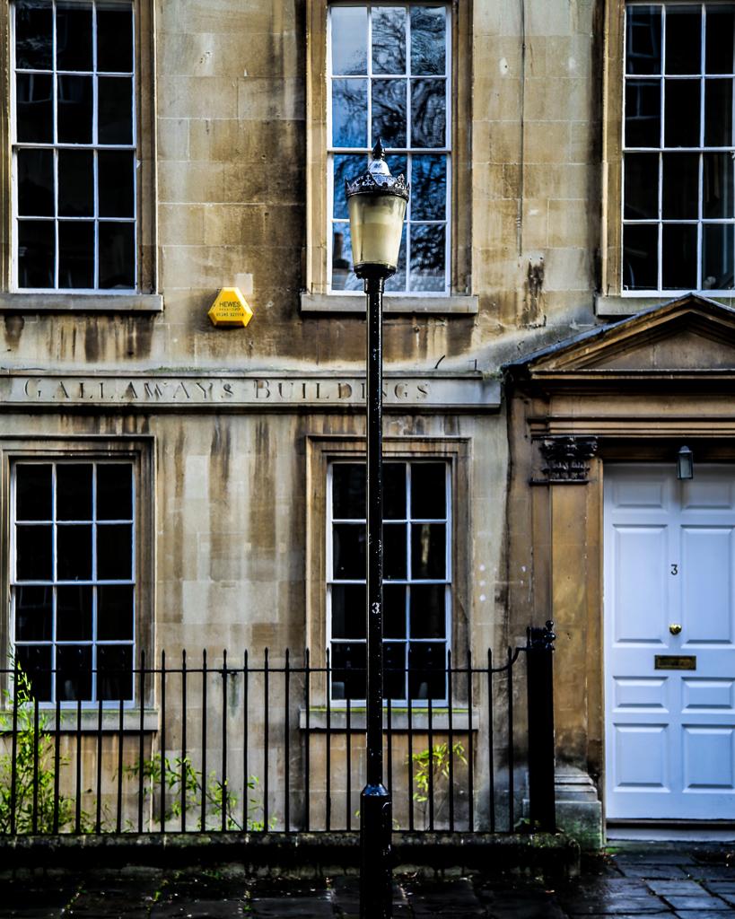 Pultney Street Bath