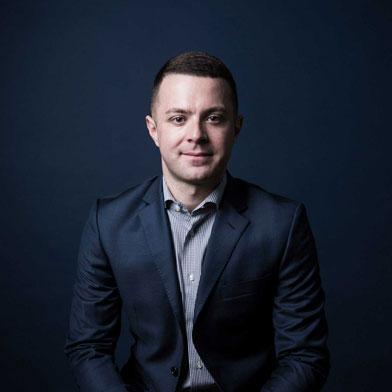 James Ostroburski (Deputy Chairman)