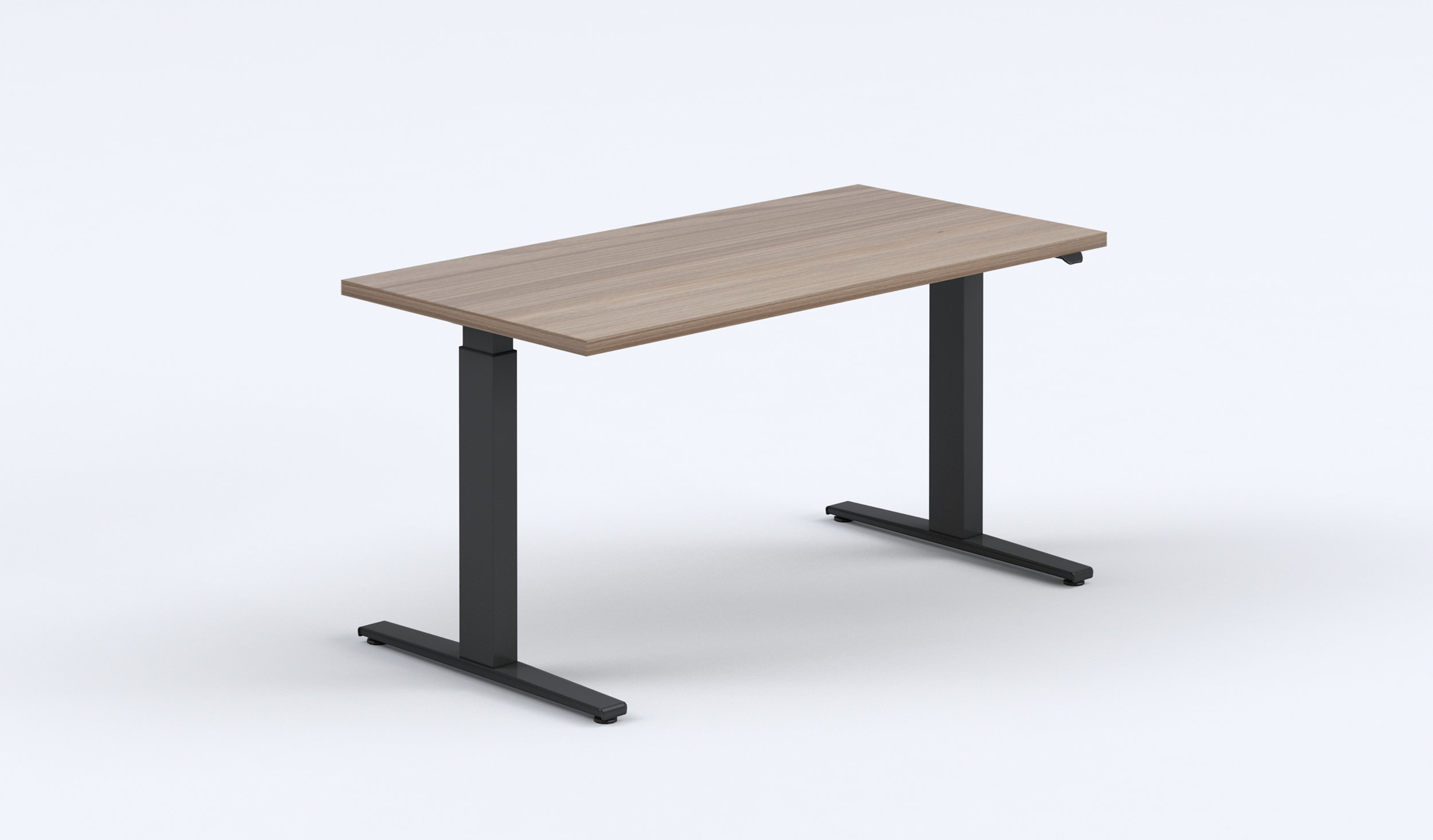 Office Desks and Tables - Your possibilities for creating unique desks and tables for individual workspaces, conference rooms, and community areas are nearly infinite with the variety of woods we offer. Choose from height-adjustable legs or fixed-height options.