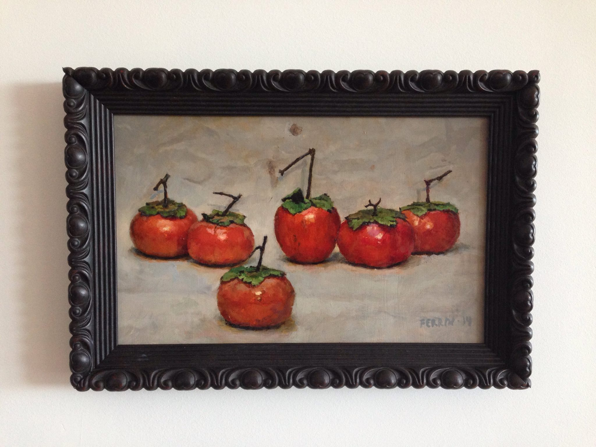 Painting of Tomatoes