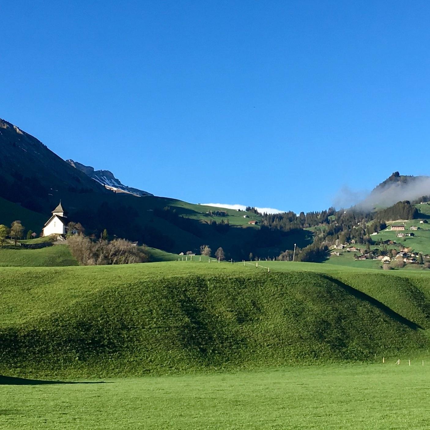 Gold DofE in the Alps