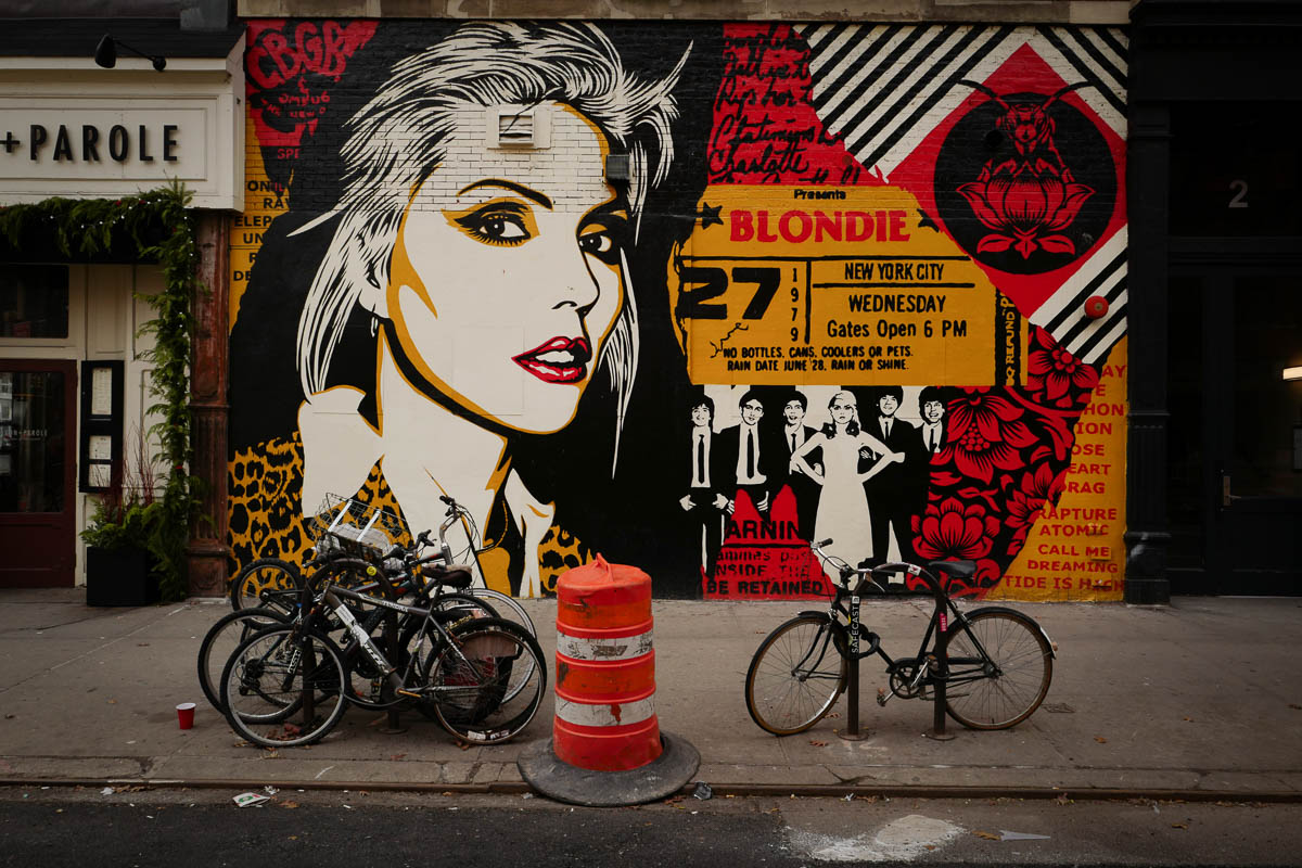 Off Broadway ~ NYC