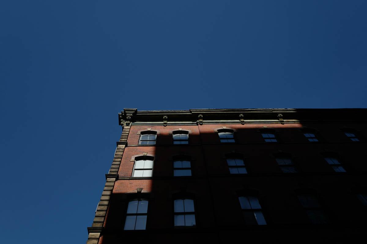 Crosby St., NYC.