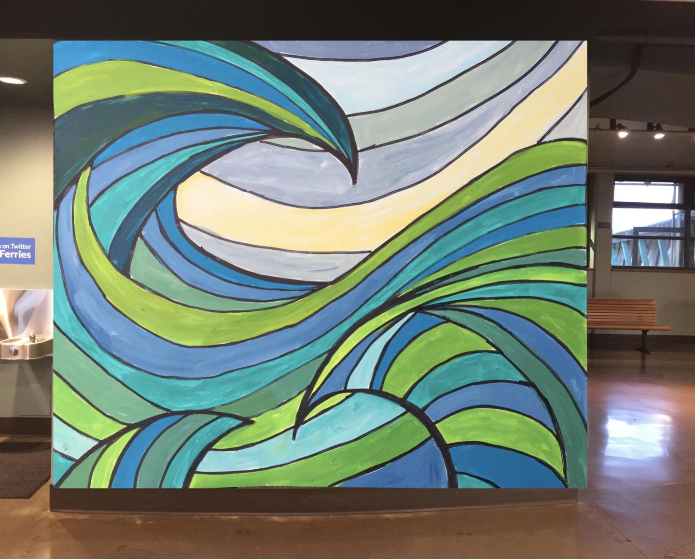 'Puget Sound Wave' Design Proposal