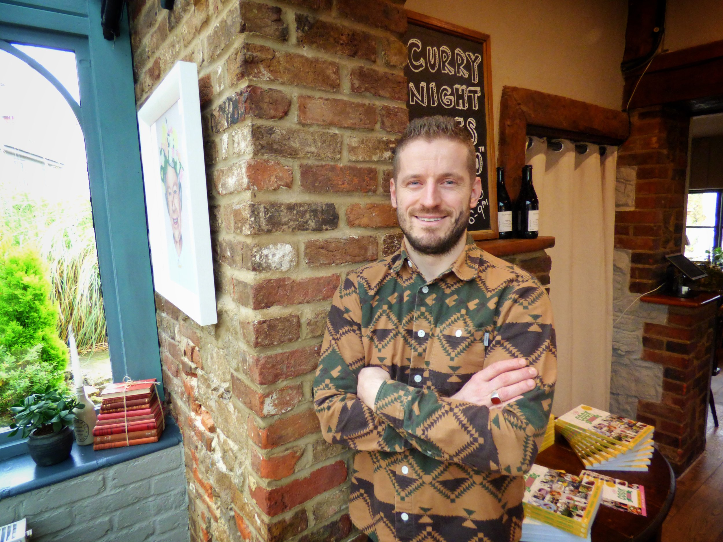 Dale Bentley - Hailing from Leeds, Dale's culinary journey began in Australia, where he worked for artisan coffee company Santos in Sydney. He's since done everything from cafés and pubs to fine-dining,followed by a stint at London brunch venue Milk. He lives and breathes hospitality, launching Rafferty's in Sevenoaks, then joining James to bring his passion project of The Plough to life.