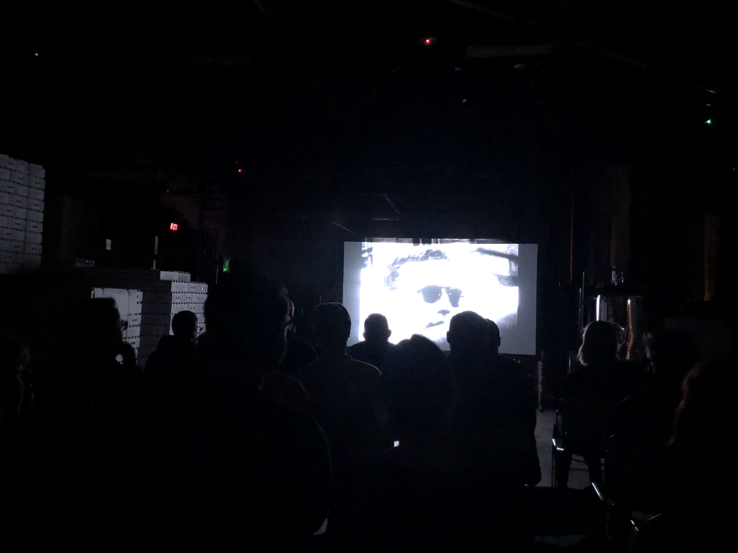VINEGAR screening with audience