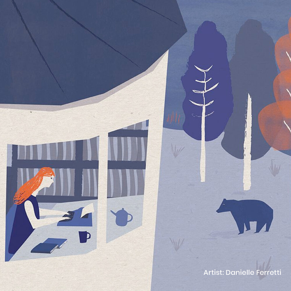 Image Credit:  Danielle Ferretti  (Bear illustration)