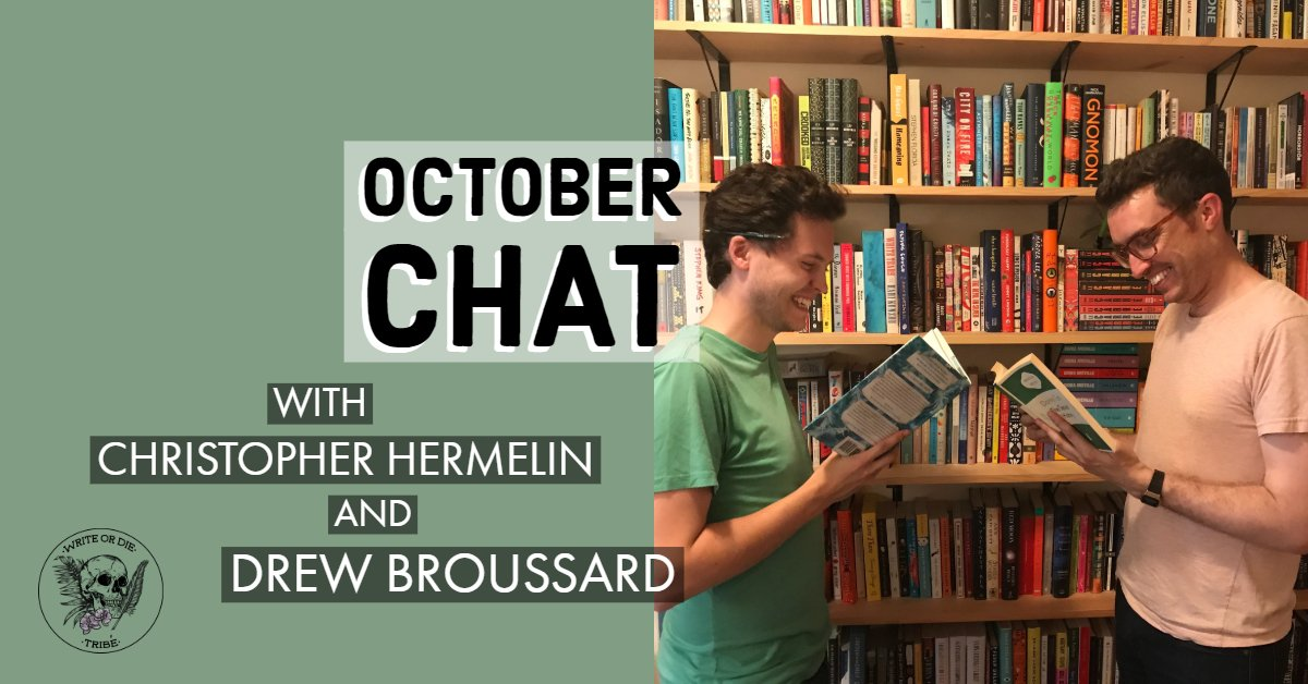 October Chat with the Guys from the So Many Damn Books Podcast.jpg