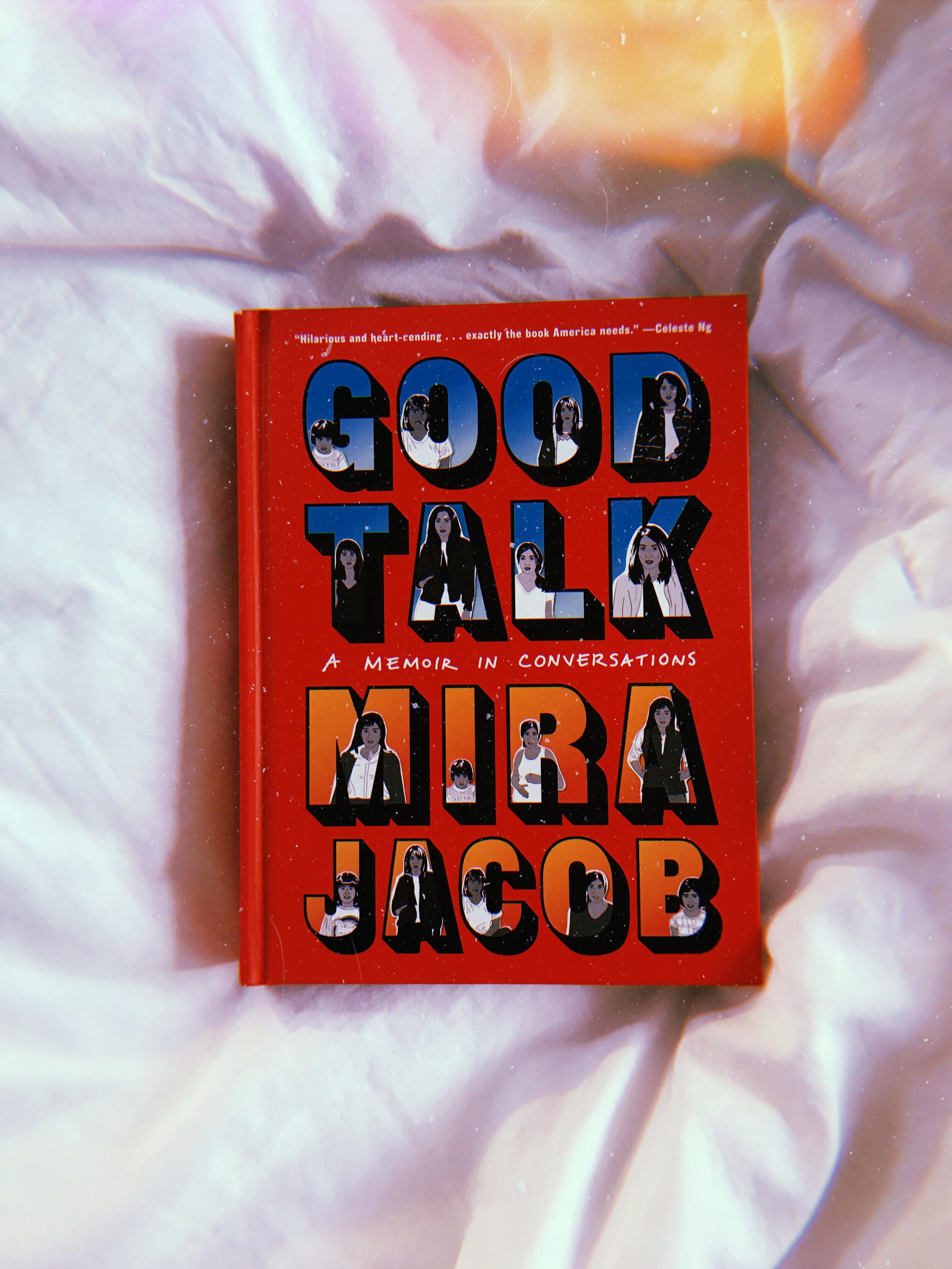 Write or Die Tribe —Good Talk by Mira Jacob