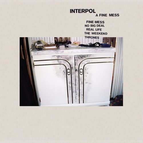 A Fine Mess (EP). - Interpol.
