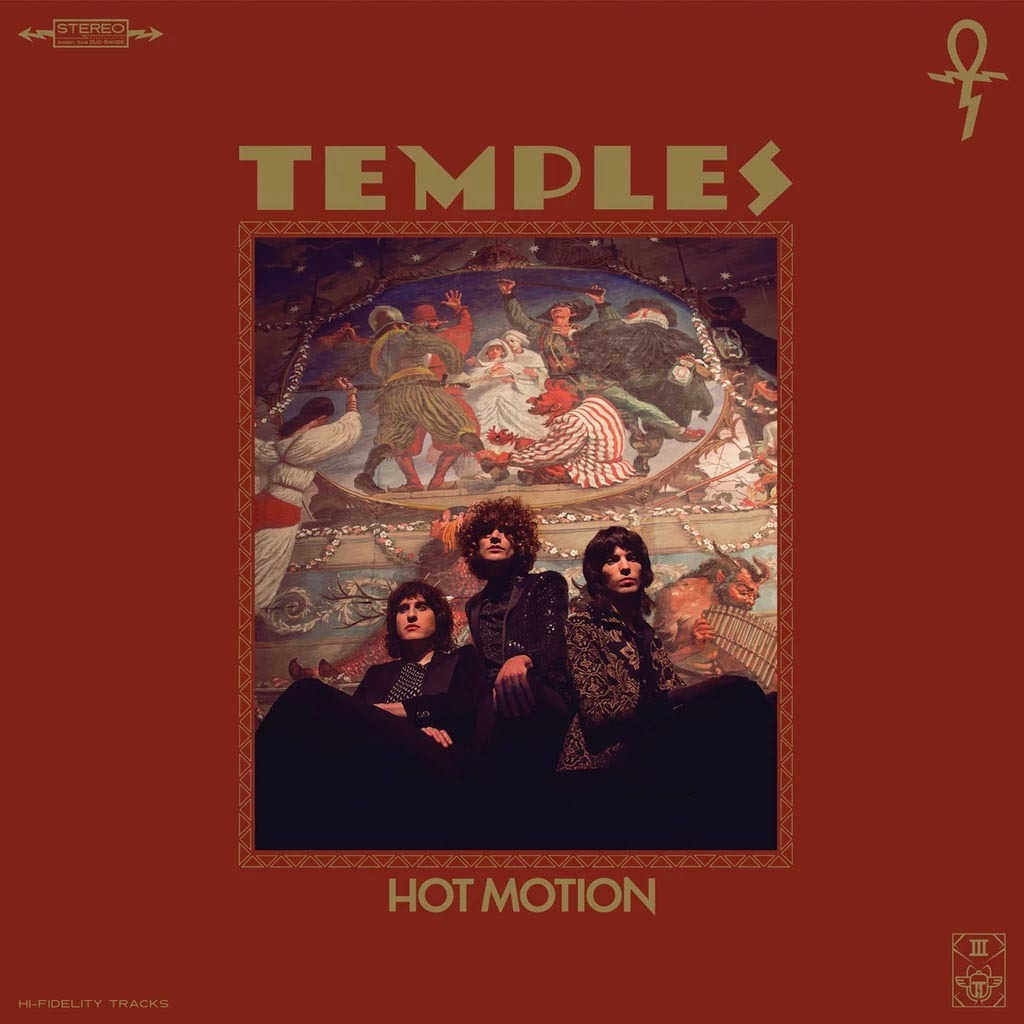 Hot Motion. - Temples