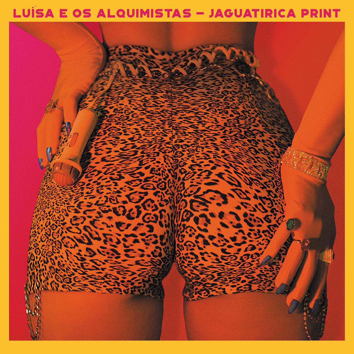 Jaguatirica Print. - Luísa e os Alquimistas.