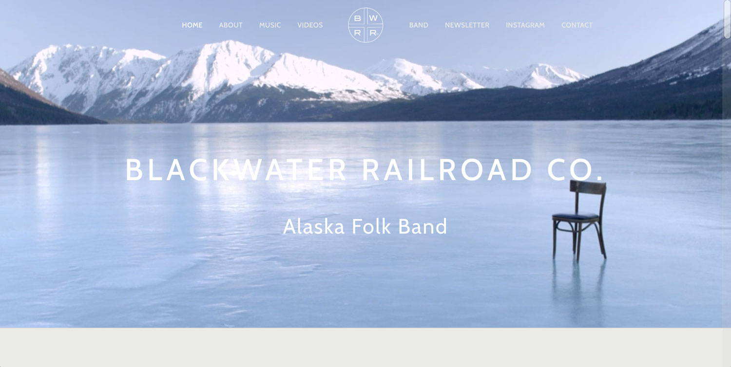 web development - Blackwater Railroad Company knew they needed to upgrade their website but weren't sure where to start. blokdigi helped both refine the objectives and design a new site from scratch that's clean, polished and accomplished all their goals. From booking the band to staying current on new music and projects, the new user experience is a vast improvement from old. Check it out here.
