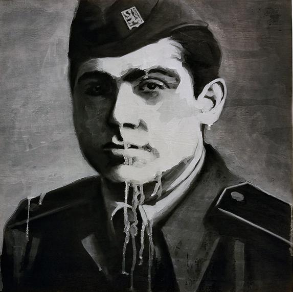 Tom Pazderka - My Grandfather - 21x21.jpg