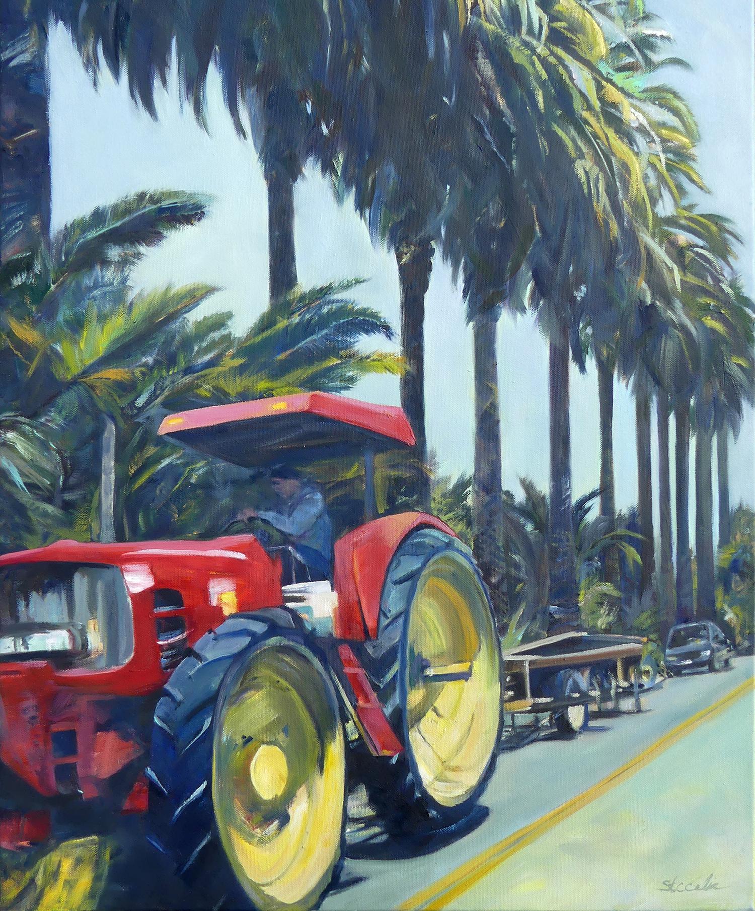 Shannon Celia, Tractor Traffic