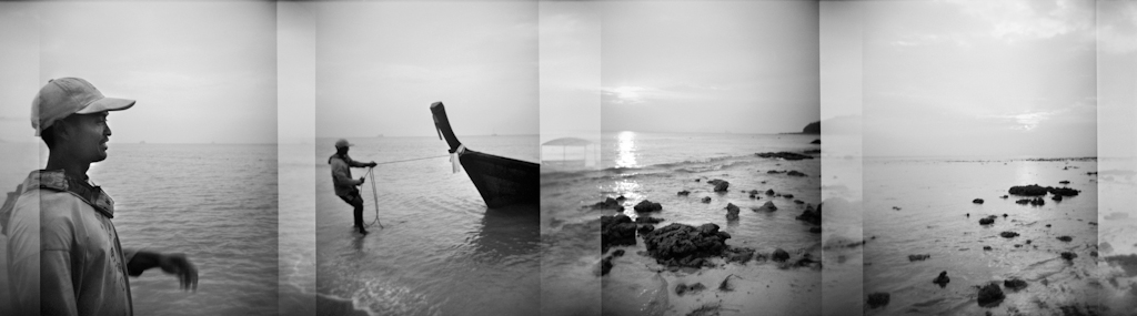 ANDAMAN SEA- THAILAND- Patricia Houghton Clarke