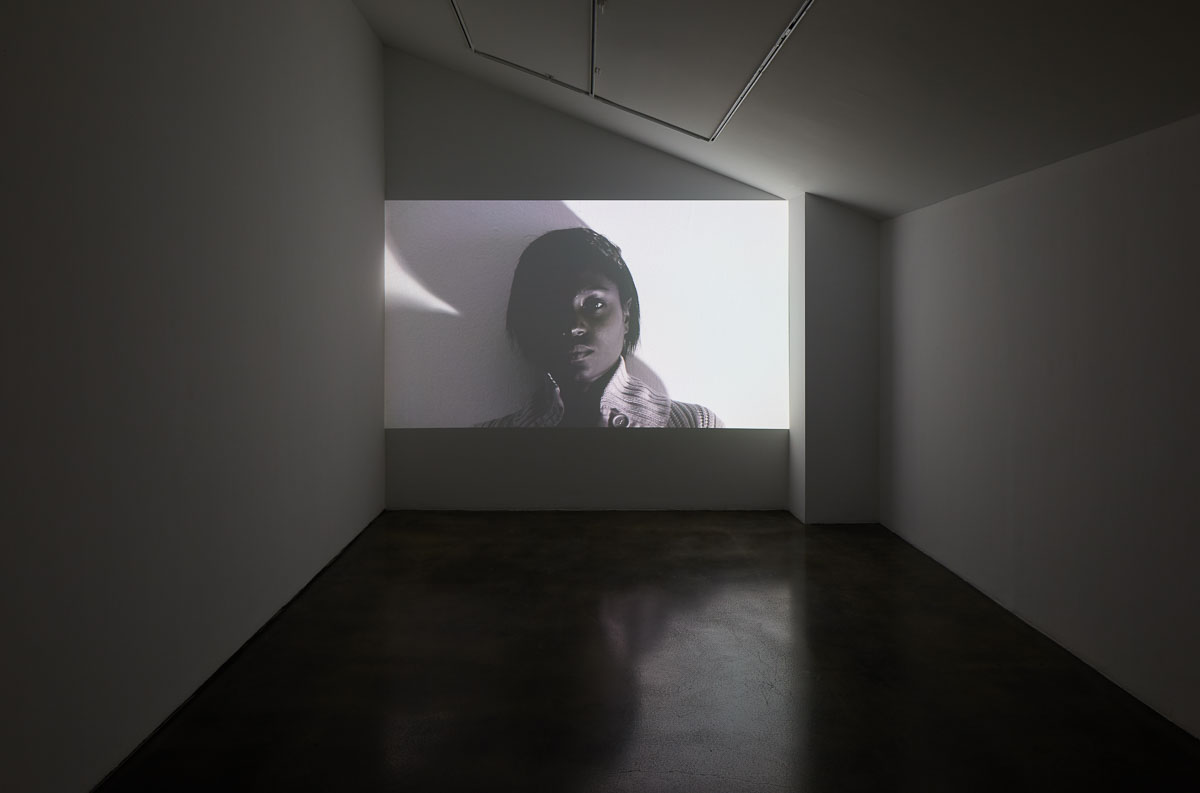 James Benning,  Twenty Cigarettes , 2011, DCP, 5.1 sound, 1 h. 39 min., Installation view, Photo Courtesy Alex Blair © 2019