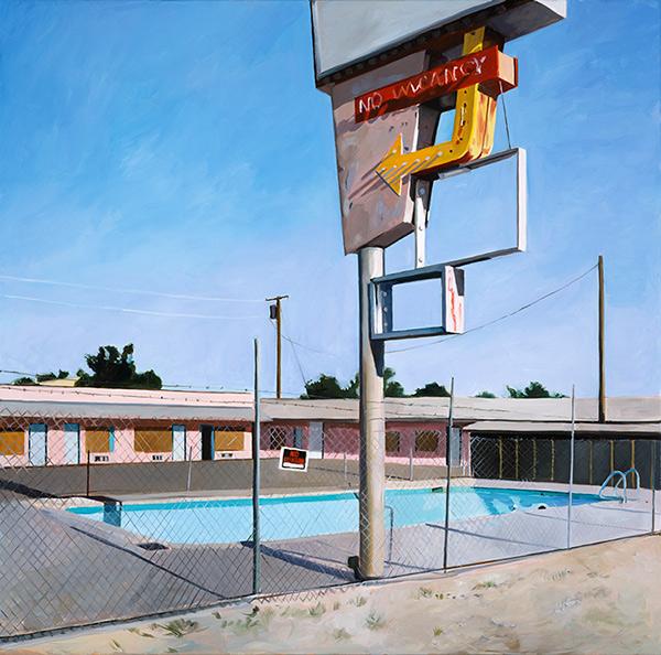 Empty Pool, 2003.
