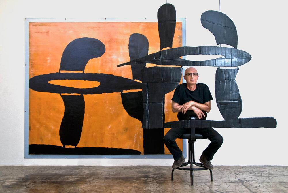 Inadvertent Protagonists,  2019 installation. Mixed Media. 515 Gallery, Los Angeles, California. Photo by Wayne Shimabukuro.