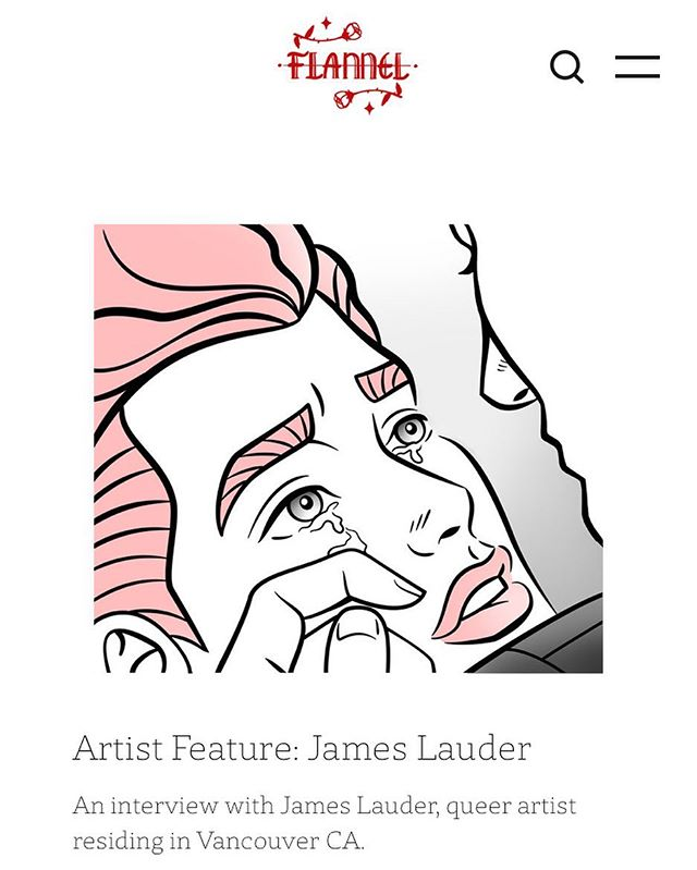 Go check out our feature on @mrlauder. We love his work. Link in bio.