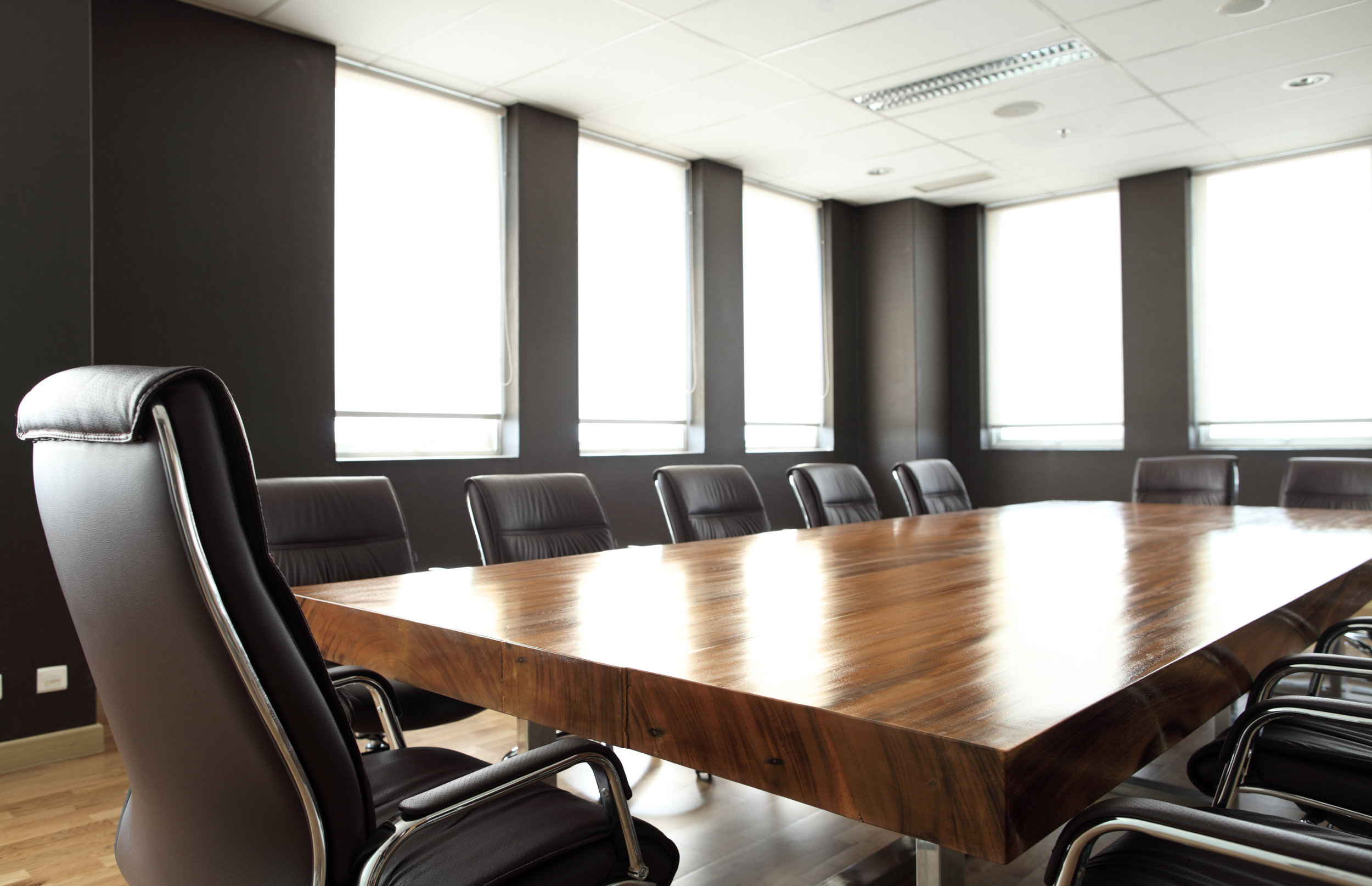 Access To Conference Rooms - No matter how you rent, reserve any of our professional, spacious rooms to host meetings or events. We make it easy to bring the people and ideas you need together.