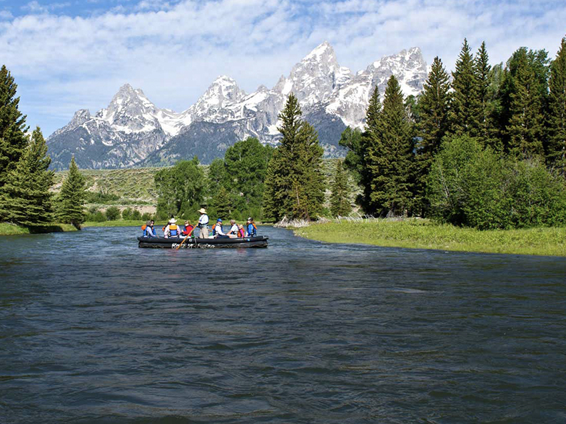 THE SNAKE RIVER - The Snake River offers world-class fishing, unparalleled wildlife views &, in some places, mild rapids. Whether it's to float, fish, kayak, or hike we'd definitely like to visit the river & think you might too.VISIT SITE