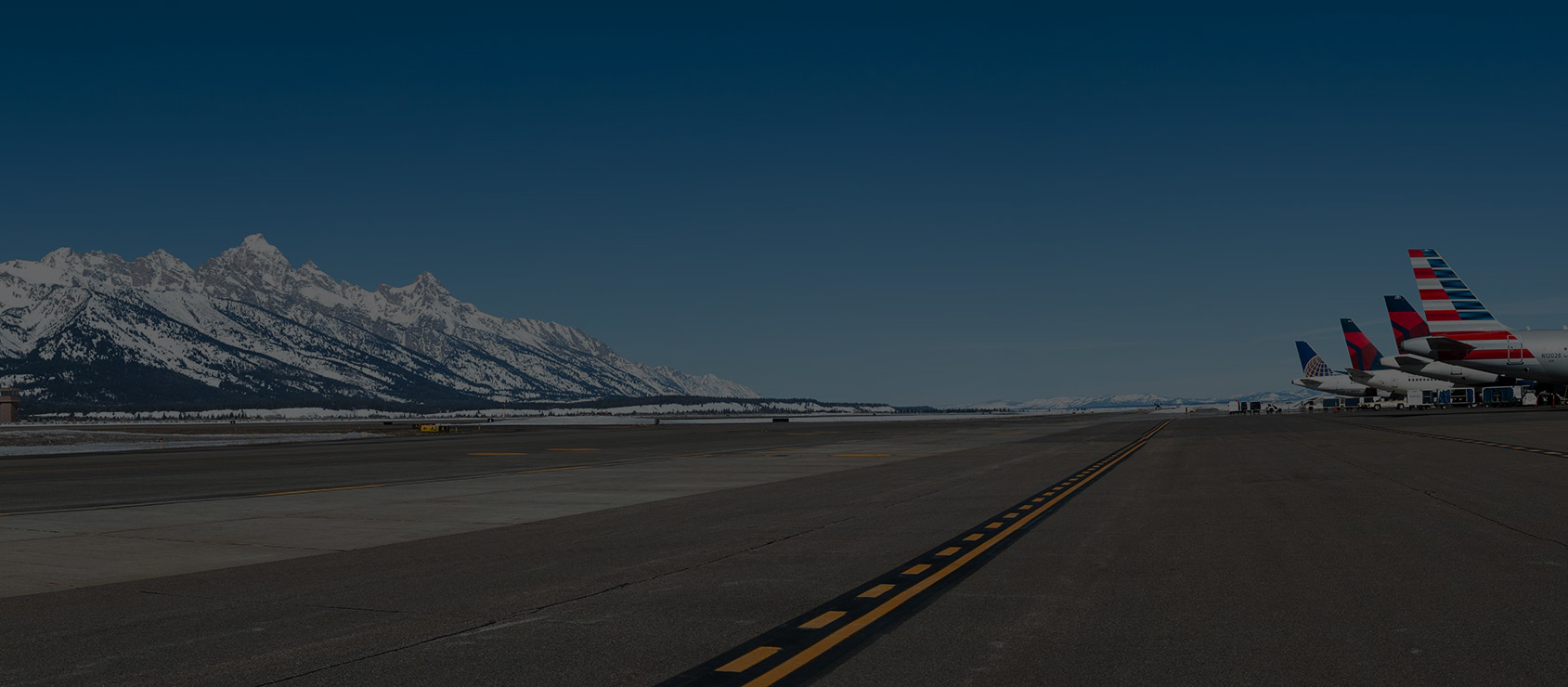 BY AIR - The Jackson Hole Airport (JAC) is located conveniently at the base of the Teton Mountain Range. The airport is a picturesque half-hour drive to Teton Village. There are plenty of rental companies and taxi options.This is a small airport so it's best to plan ahead of time.