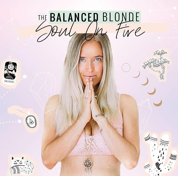 Follow  The Balance Blonde here .