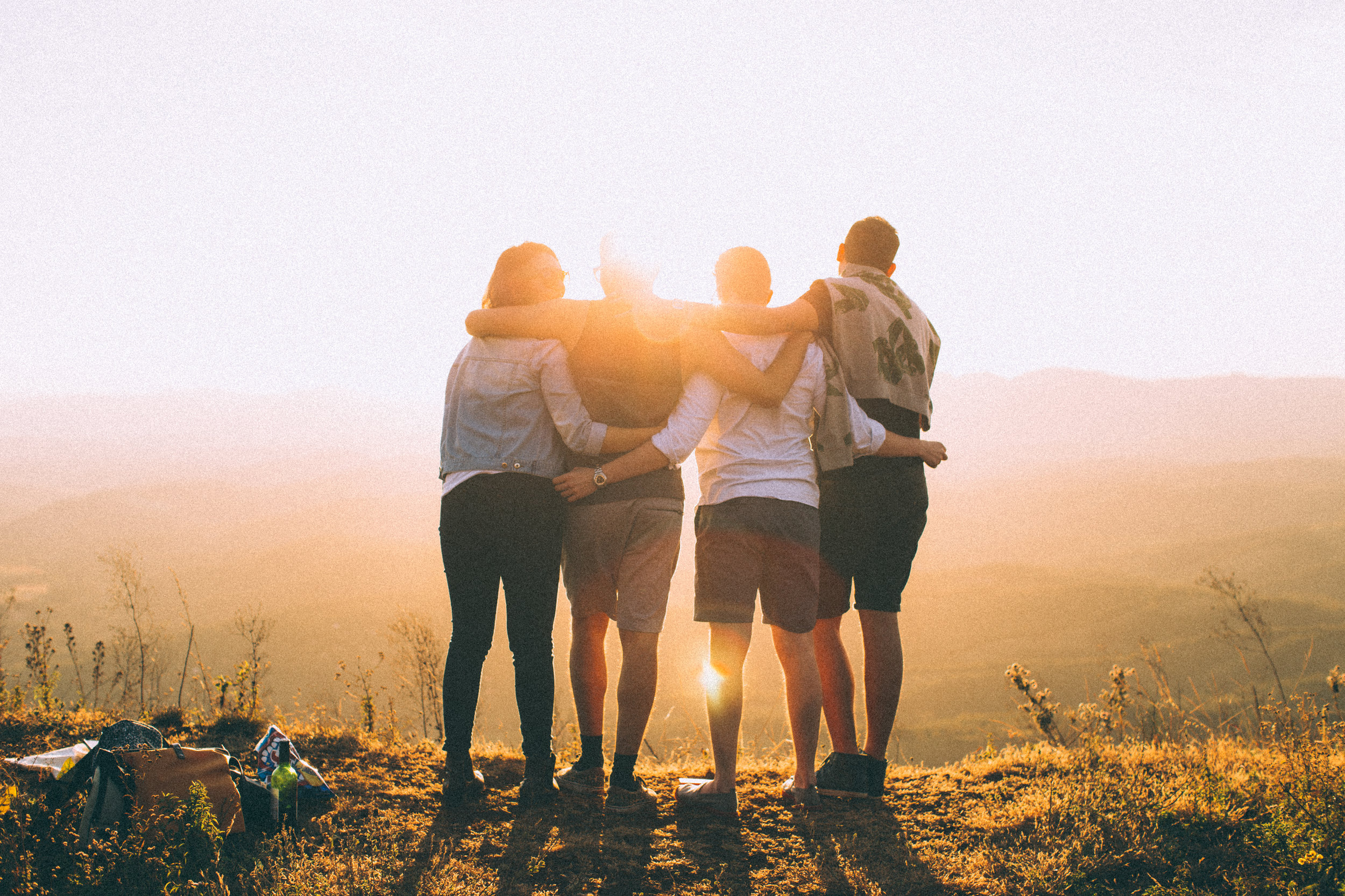 Join a Small Group -