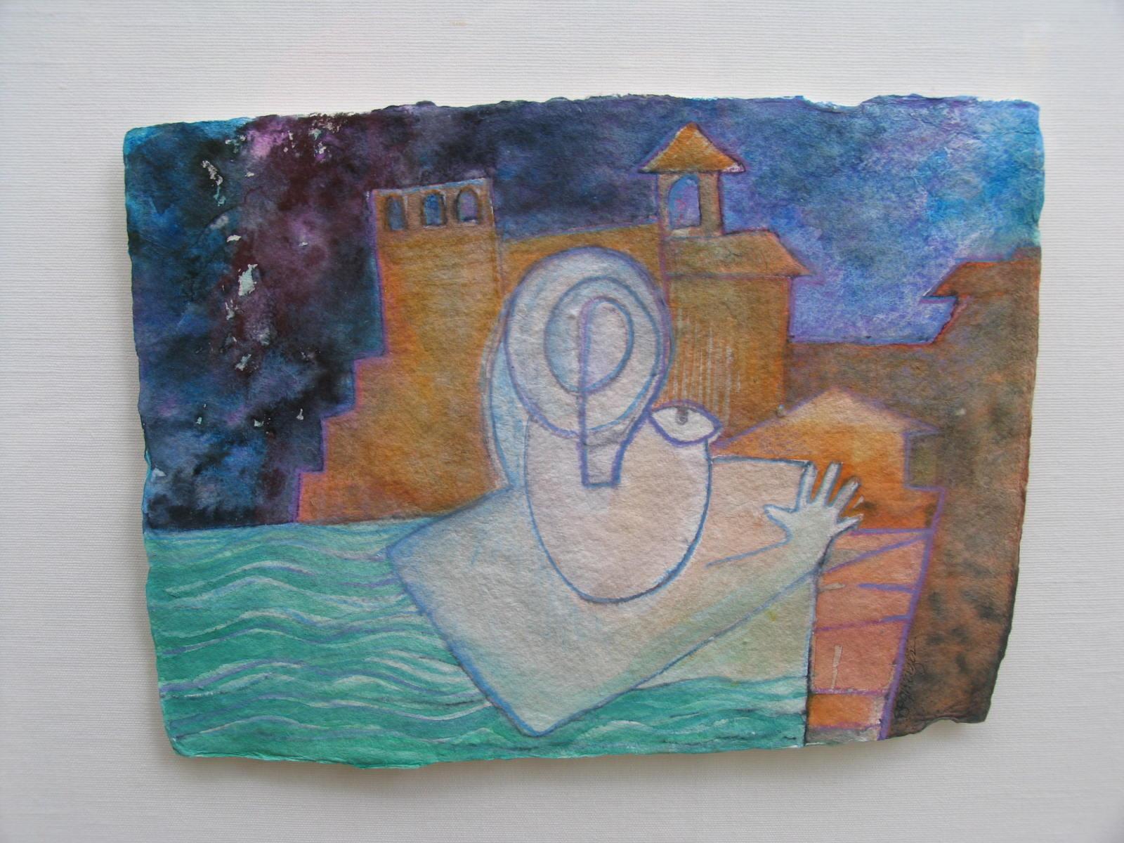 Firenze Watercolor