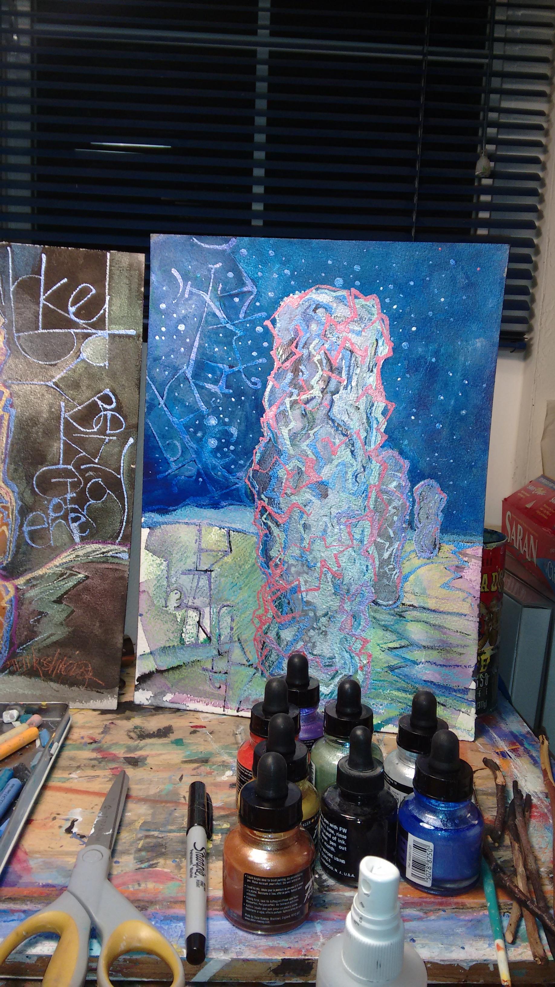 Beings of Energy - In Progress