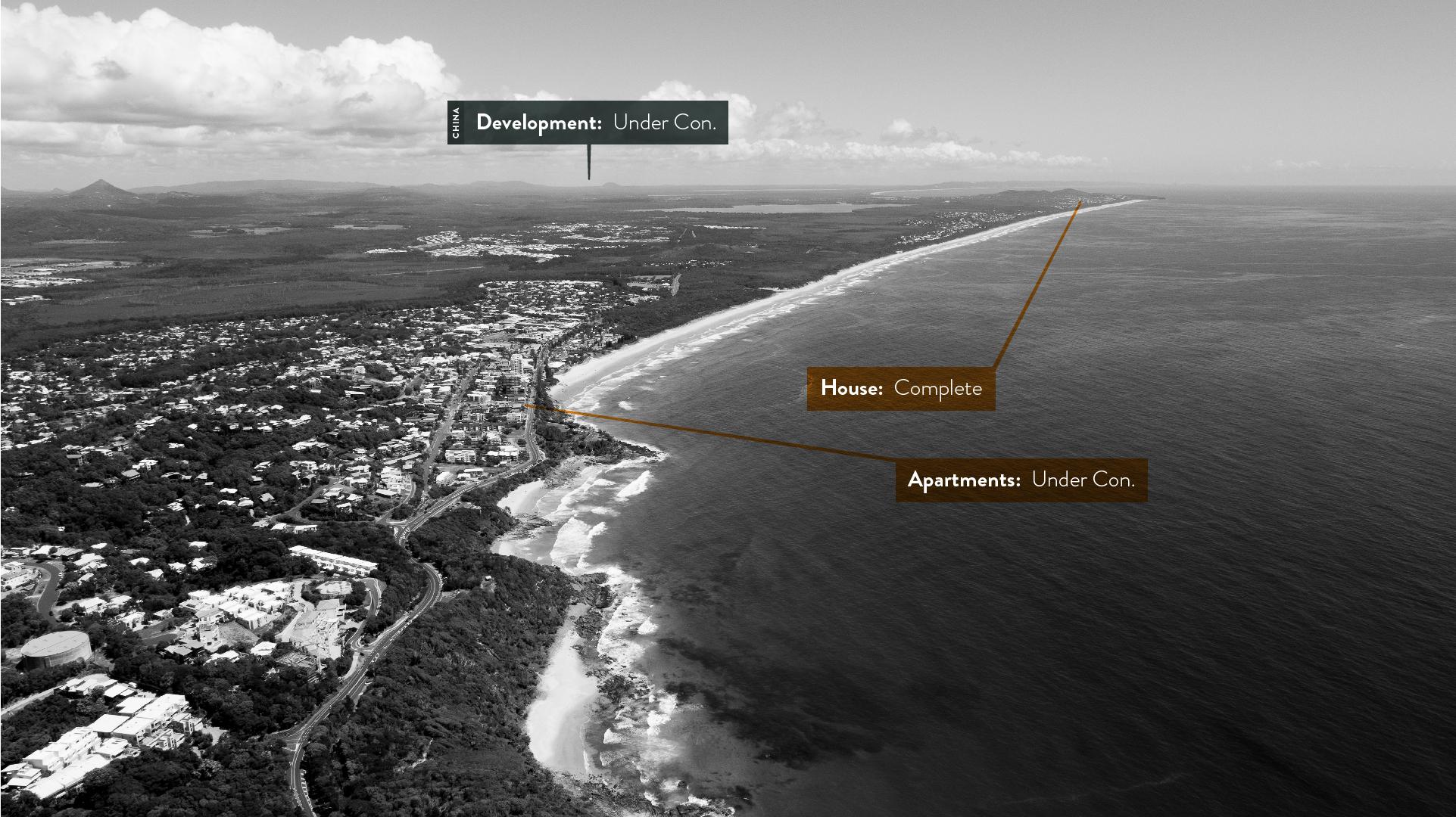 Coolum / Sunshine Beach -  Sunshine Coast - Queensland