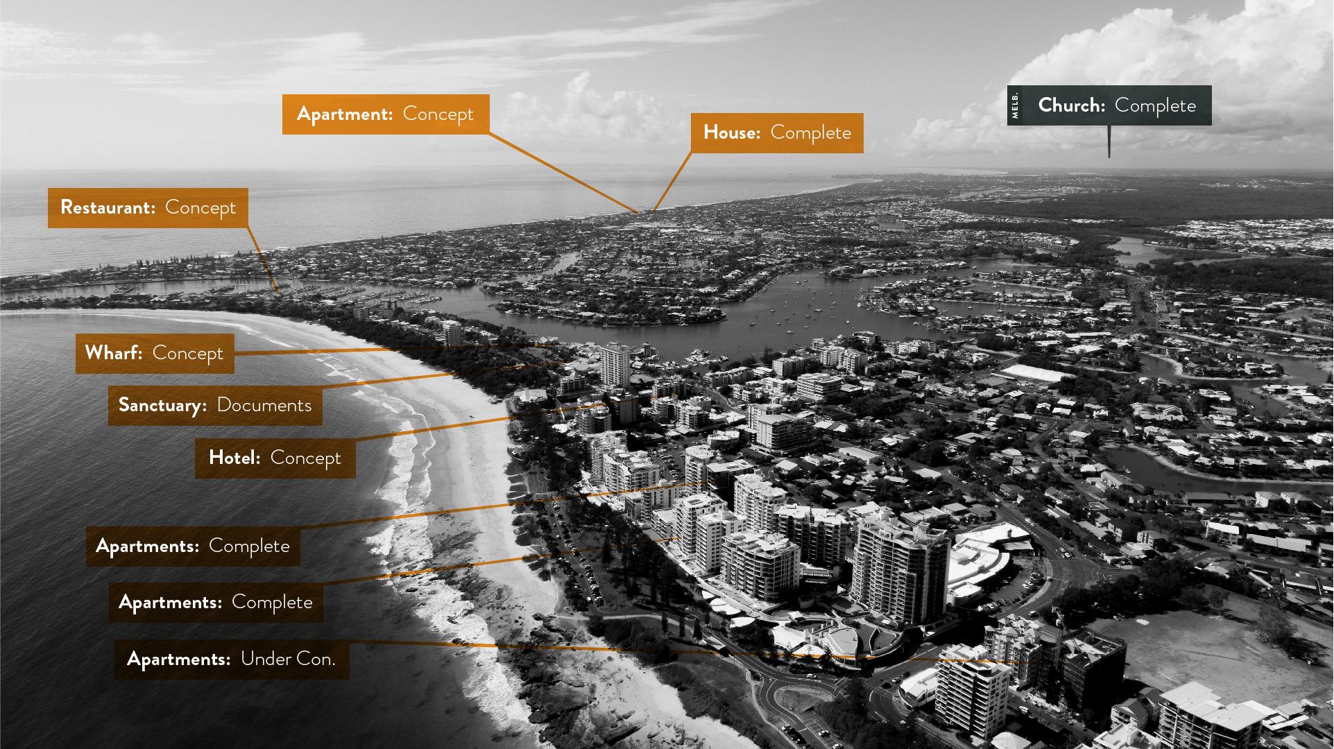 Mooloolaba -  Sunshine Coast - Queensland