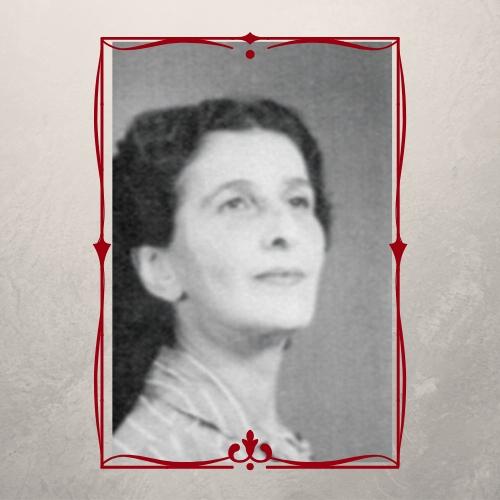 Bettina Ehrlich nee Bauer, 1903 - 1985