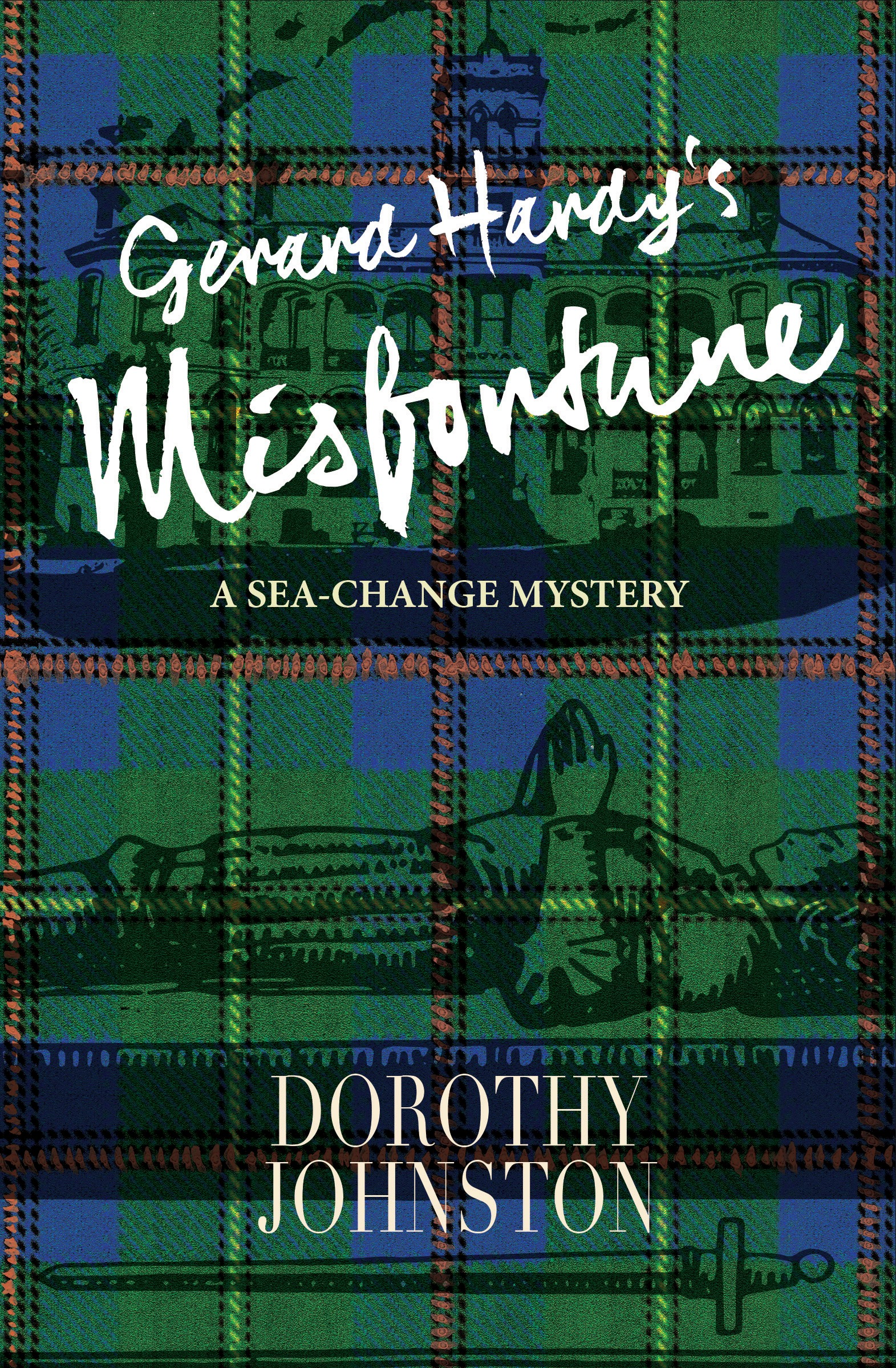 Gerard Hardy's Misfortune  cover