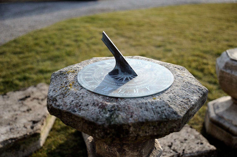 Small Sundial