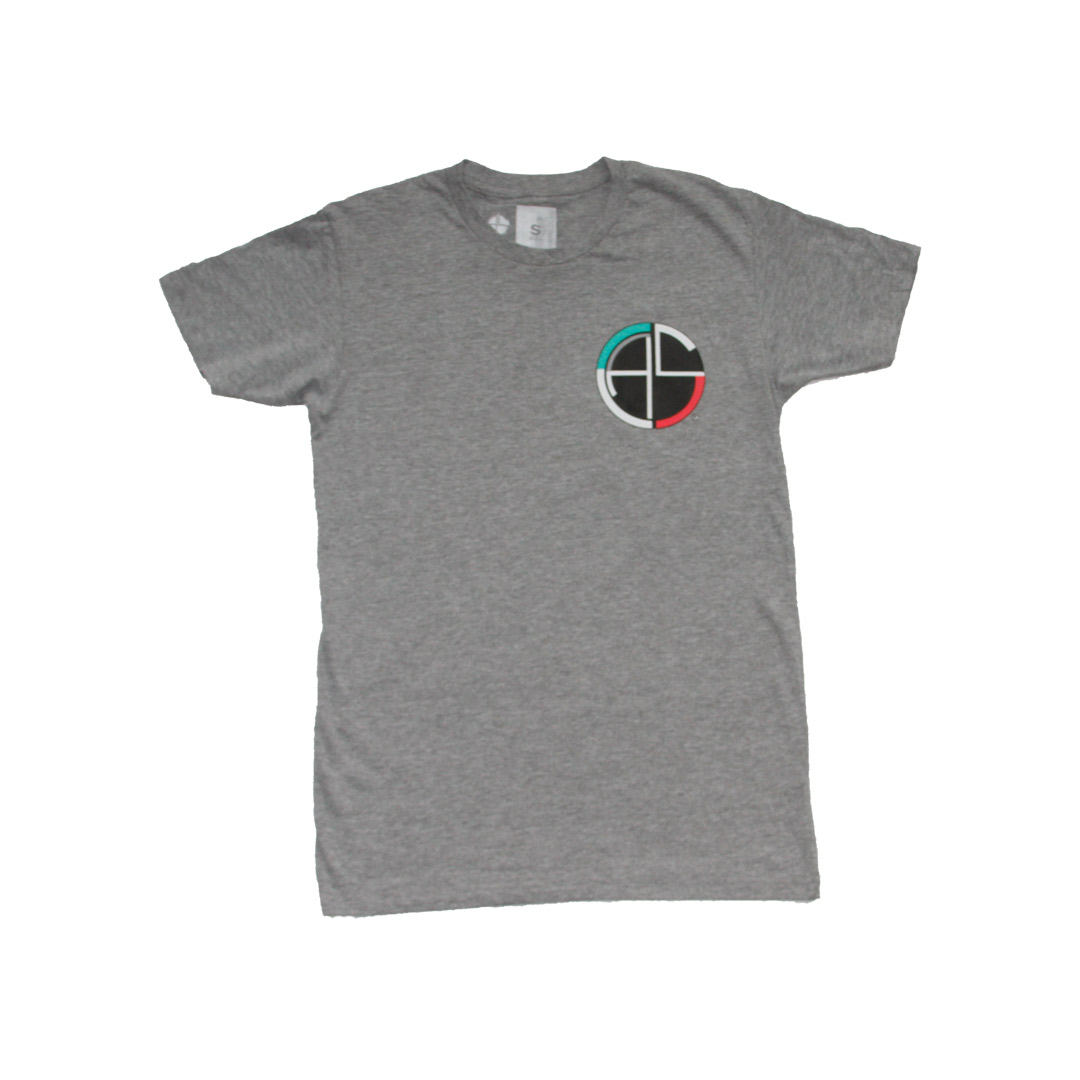 C.a.s. grey members only T -