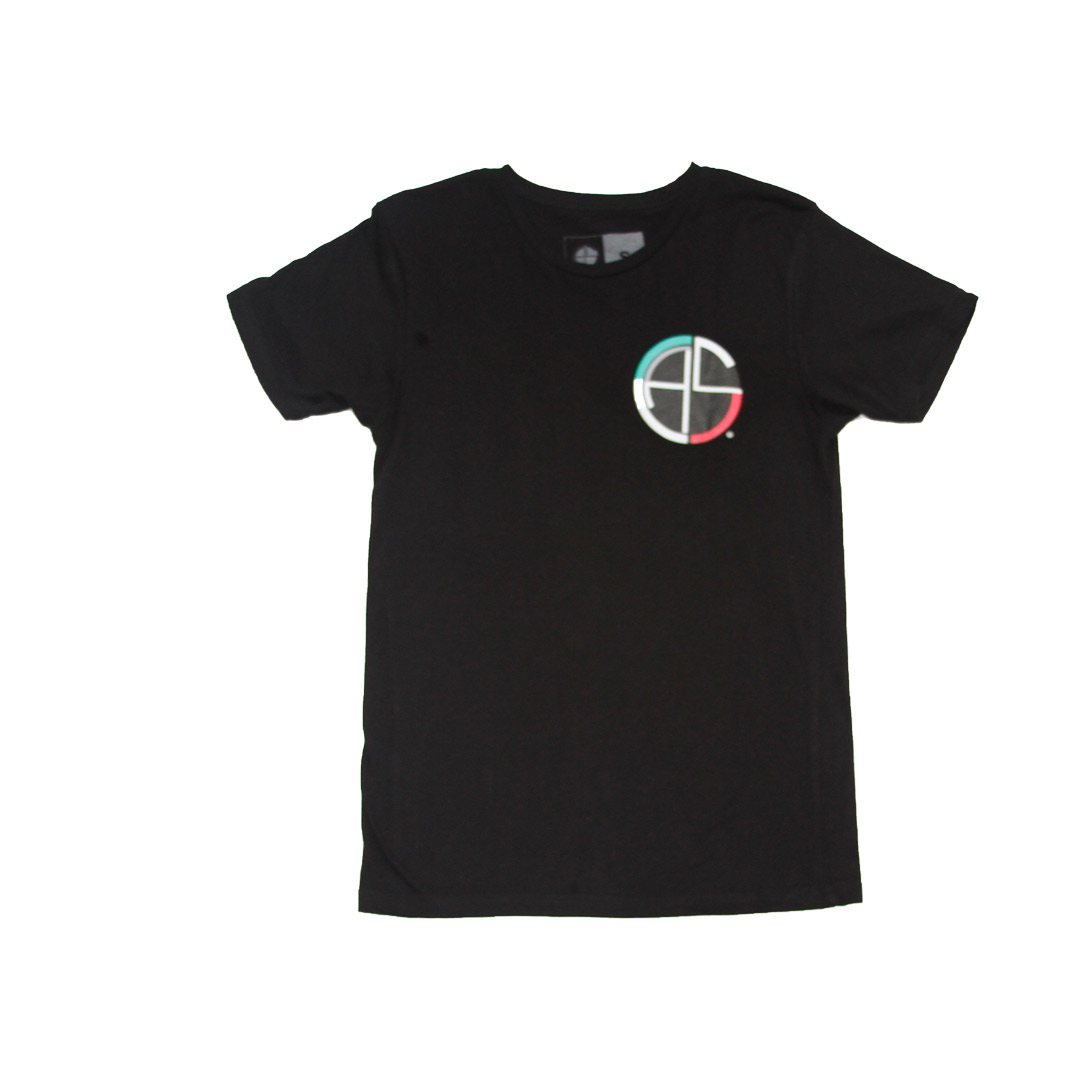 C.a.s. black members only T -