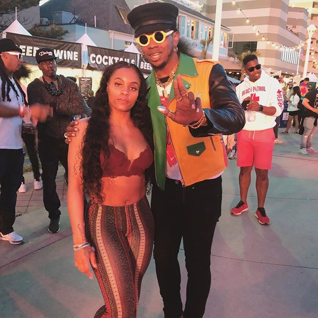 #SITW 💦 Lady Yhona X #TrinidadJames