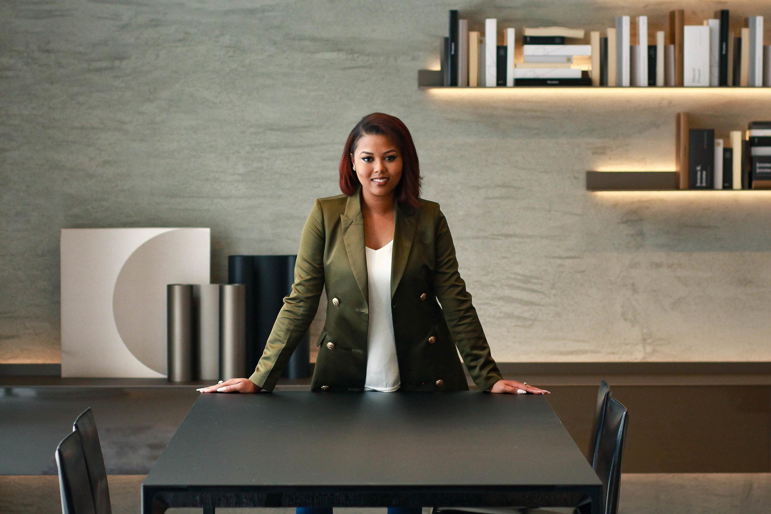 Alyssa CEO/Founder Session