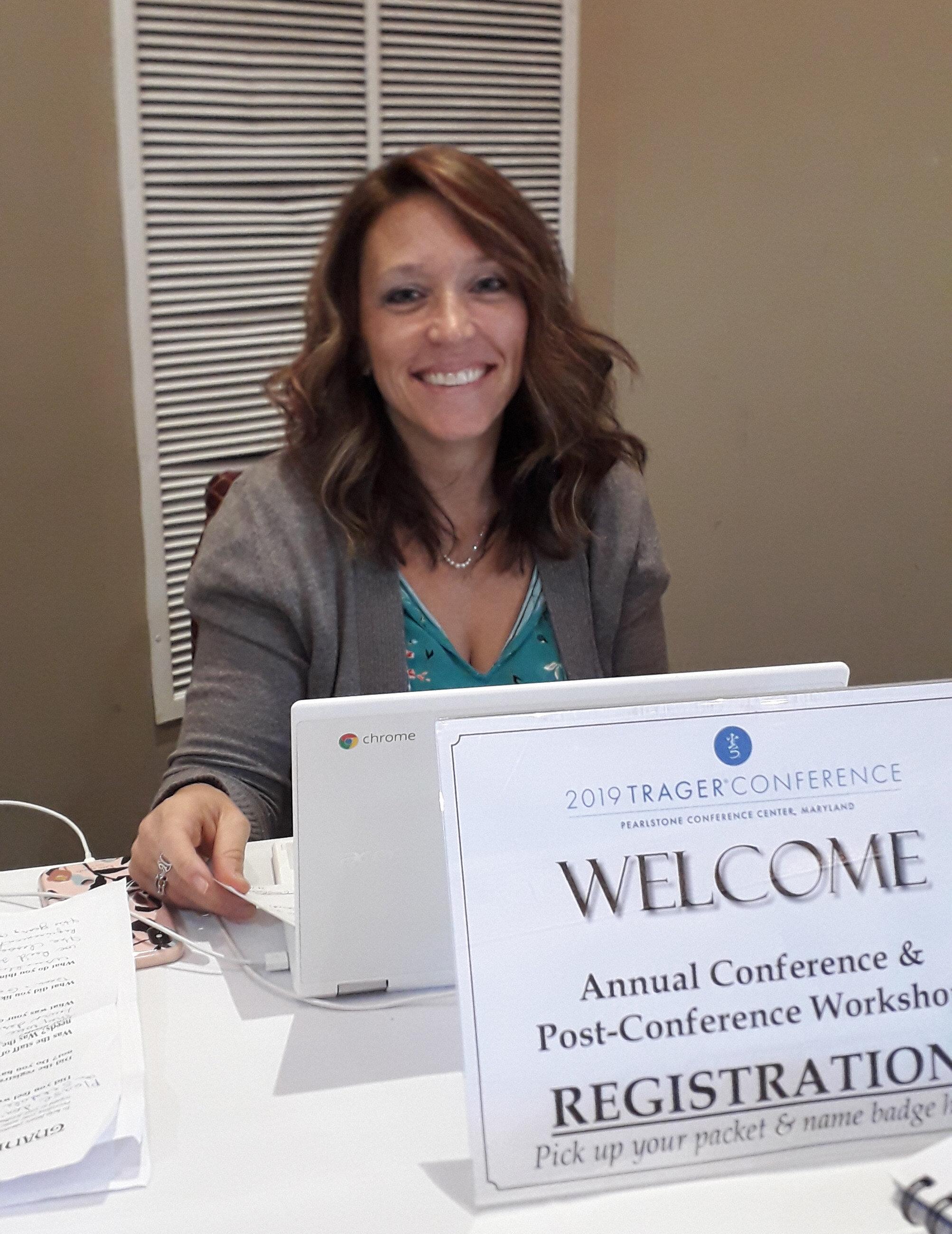 Renae at Registration.jpg
