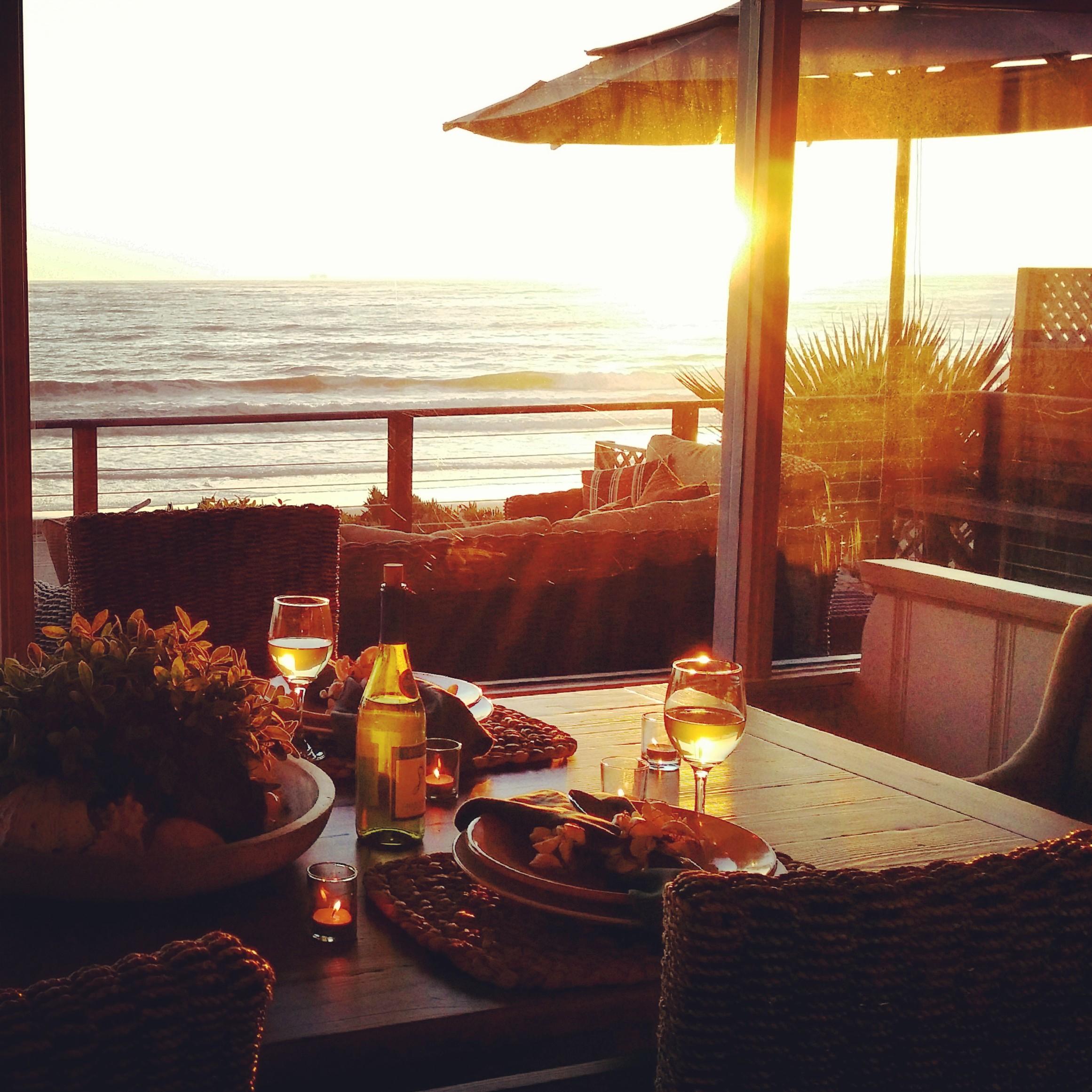 Santa Barbara beachfront lifestyle
