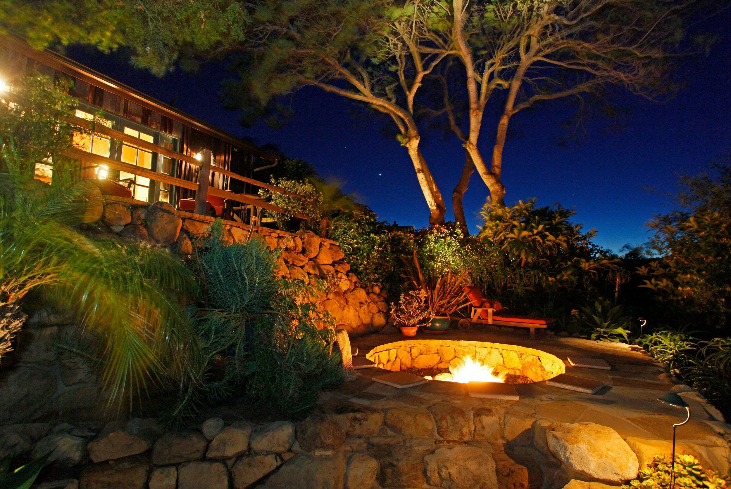 Private Santa Barbara retreat