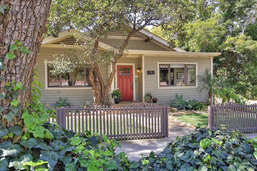 1735 Olive Street, Santa Barbara - Upper East