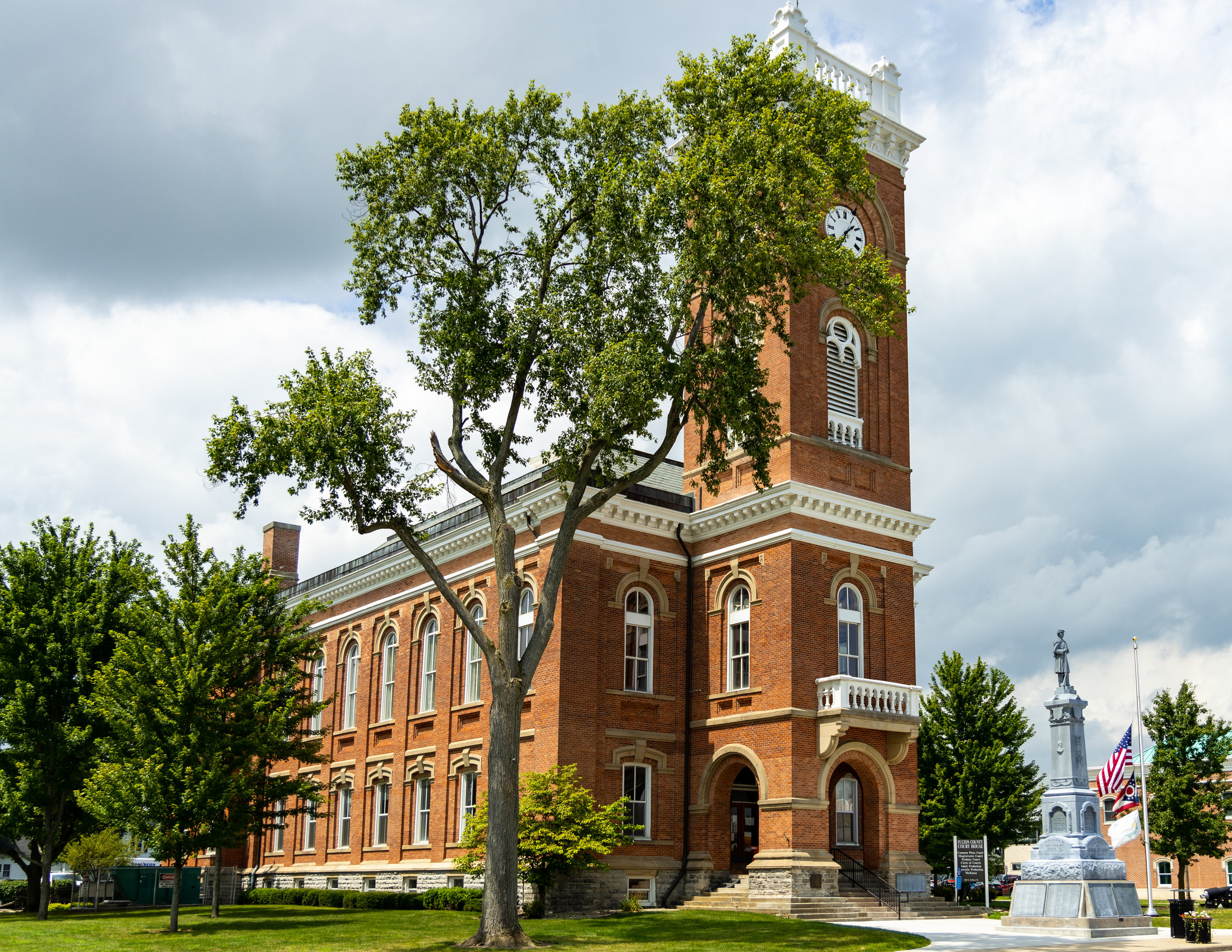 Mosser Construction: Wauseon Courthouse Renovation