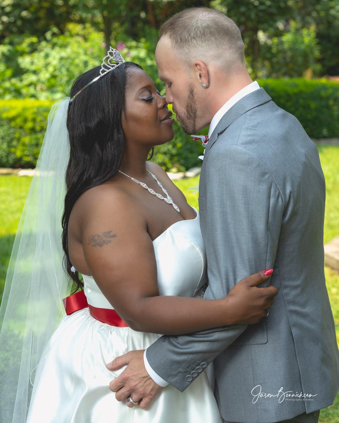 Benson-Johnston Wedding