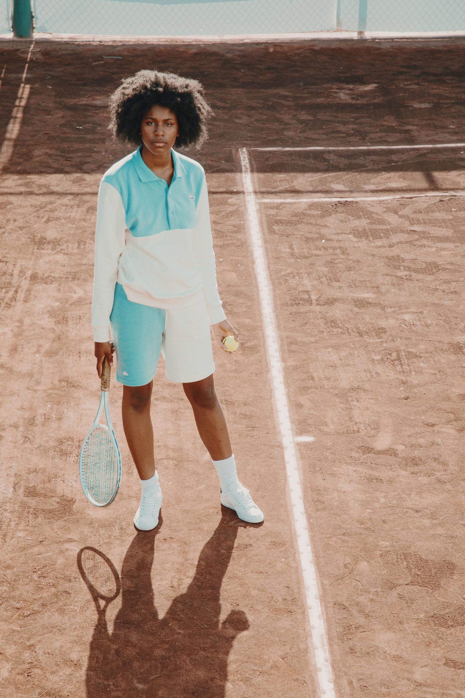 My Tennis Aesthetic Caught On Seasonless