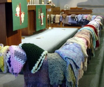 Blessing of the Prayer Shawls